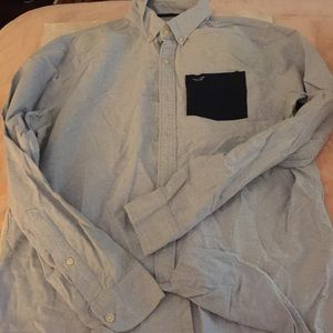 EUC Hollister Button Down
